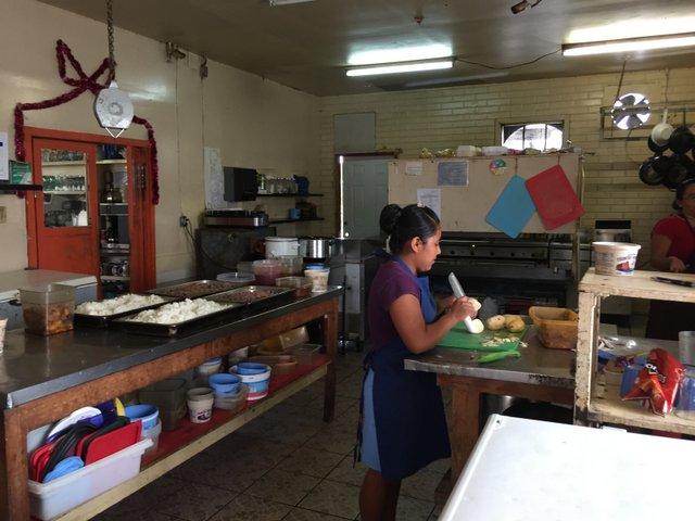 The Restaurant & Kitchen